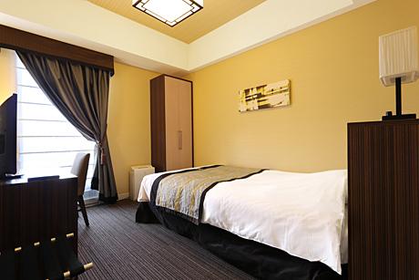 ホテル:客室