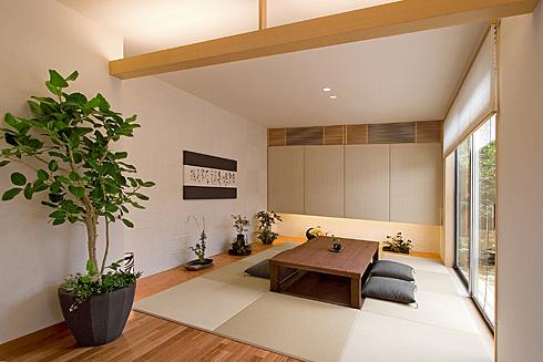 住宅:和室