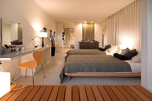 住宅:寝室